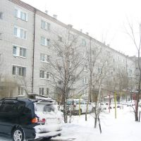 Двор по ул. 50 лет Октября, 150, Благовещенск (Амурская обл.)