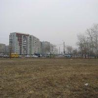 Перерекрёсток Мухина и Игнатьевского шоссе, Благовещенск (Амурская обл.)