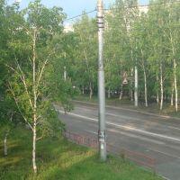 Улица Дьяченко, Благовещенск (Амурская обл.)