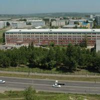 Микрорайон в Благовещенске (Blagoveshchensk City), Благовещенск (Амурская обл.)