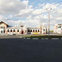 ЖД вокзал Благовещенска, Благовещенск (Амурская обл.)