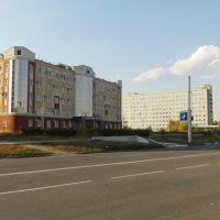 Здание Пенсионного фонда, Благовещенск (Амурская обл.)
