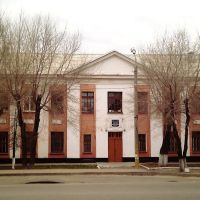 ул. Октябрьская, музыкальное училище, Благовещенск (Амурская обл.)