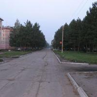 городок, Возжаевка