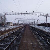 на юго-восток (to southeast), Возжаевка