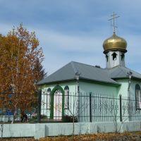 Церковь Иоанна Предтечи в с.Возжаевка., Возжаевка