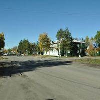 Ekaterinoslavka (2012-09) - Main road (Lenin street), Екатеринославка