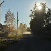 Ekaterinoslavka (2012-09) - Side road, Екатеринославка