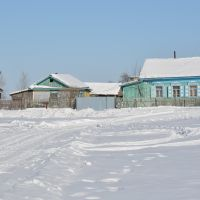 Ekaterinoslavka (2013-02) - Local house, Екатеринославка