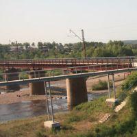 Мост через р.Урка, Ерофей Павлович