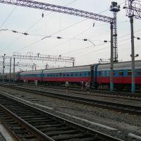 "Train 002 ""Rossiya"" Moscow-Vladivostok, Erofey Pavlovich, Ерофей Павлович"
