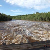 река бушует, Ерофей Павлович