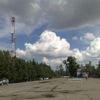 Центр Ивановки, Ивановка