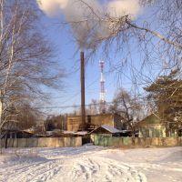Центральная котельная, Ивановка