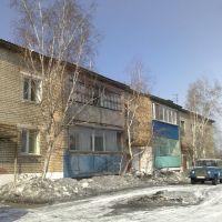 Зaрeчнaя 8, Ивановка