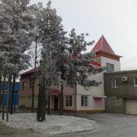 "Контора ""ВостокАвтоТранс"", Ивановка"
