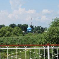 На мосту.Фото Александра Грабора (gralkon), Ивановка