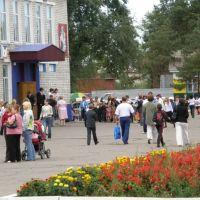 Торговая площадь.Фото Александра Грабора (gralkon), Ивановка