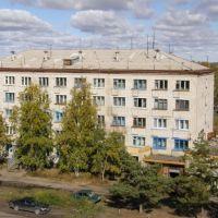 Общежитие.Фото Александра Грабора (gralkon), Ивановка
