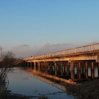Мост через реку Ивановка.Фото Александра Грабора (gralkon), Ивановка