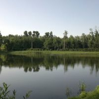 Озеро, Ивановка