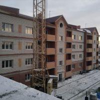 СТРОЙКА, Ивановка