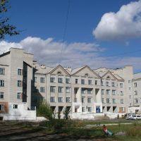 больница, Райчихинск