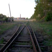 Недалеко от бывшего ЭМЗ, Райчихинск