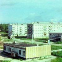 Военный городок Орловка в 1981 году, Ромны