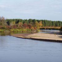 река Горбыль (Gorbyl` river), Ромны