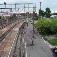 Железная дорога, Ромны