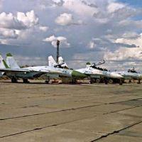 Последние самолеты на аэродроме Орловка, Ромны