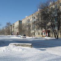 улица Кручинина, Свободный