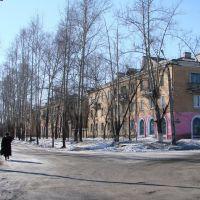 Угол Мухина и 40 лет Октября, Свободный