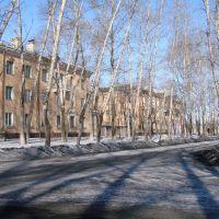 Угол Мухина и Шатковской, Свободный