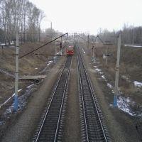 Мостик в железнодорожный парк, Свободный