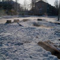 Термальные источники, Серышево