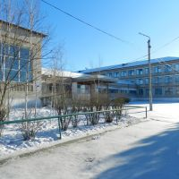 Школа №1, Серышево