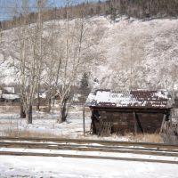Зима..., Сковородино