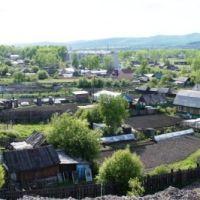 Сковородино с Платины на Юго-Запад, Сковородино
