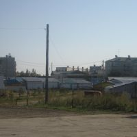 Февральск в начале 21 века (фото В.Бертенев), Стойба