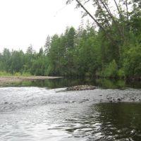 Ugohan, Стойба