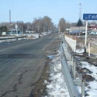 Въезд в Тамбовку, Тамбовка