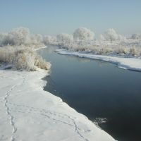 Гильчин зимой, Тамбовка