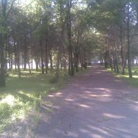 парк около стадиона, Тамбовка