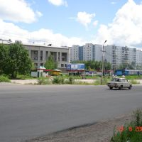 Автостанция, Тында