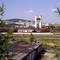 Railway station, Тында