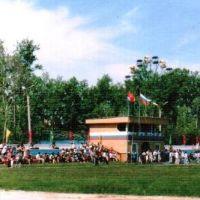 """стадион """"Локомотив"""", Шимановск"""