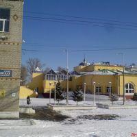 Ст. Шимановская, Шимановск