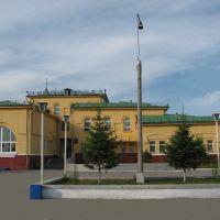Вокзал города Шимановска, Шимановск